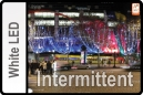 CORTINA LED BLANCO FRIO INTERMIENTE 2.0X9.0M (USO EXTERIOR)