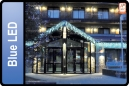 ICICLE LED AZUL 4.0×1.0M (EXTERIOR)