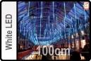 GOTEO DE LUZ 5 TUBOS DE 100 CM LED BLANCO (CORTINA 5 TUBOS)