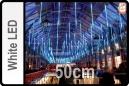 GOTEO DE LUZ 5 TUBOS DE 50 CM LED BLANCO (CORTINA 5 TUBOS)