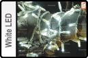 GUIRNALDA EXTERIOR LED BLANCO FRÍO 10M (150 LED)